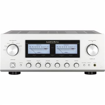 Review and test Luxman stereo amplifier L505uX