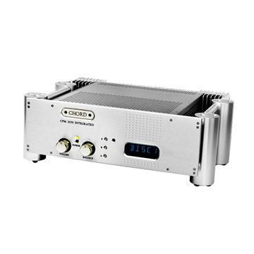 Review and test Stereo amplifier Chord Electronics CPM 2650